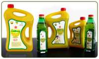 Edible Oil Sticker Labels