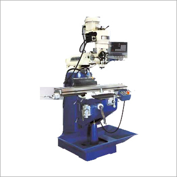 Ram Turret Type Milling Machine