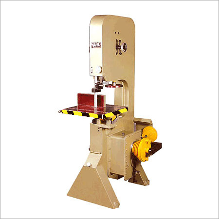 Vertical Bandsaw Cutting Machine