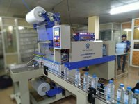 Four Line Fully Automatic Shrink Wrapping Machine
