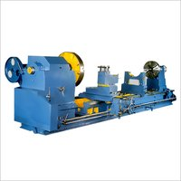 Industrial Lathe Machine