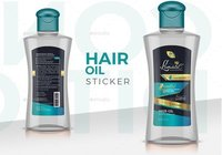 Hair Oil Labels