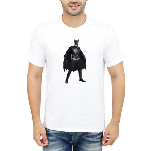 Mens Printed Designer T-Shirt