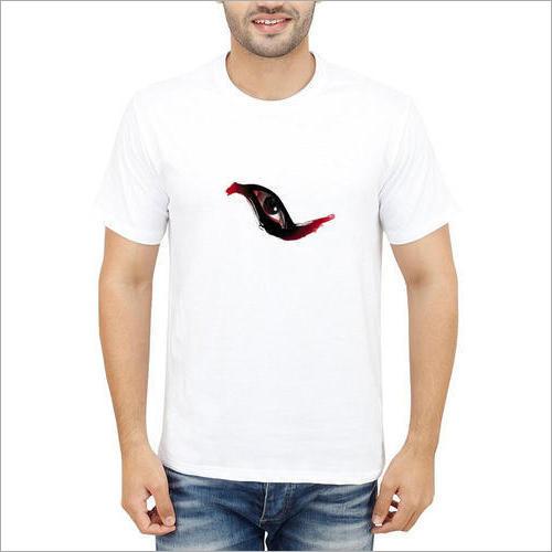 Mens Sublimation Printed T-Shirt