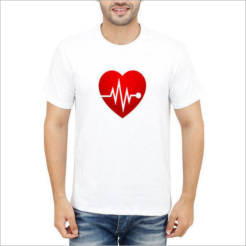 Mens Printed Modern T-Shirt