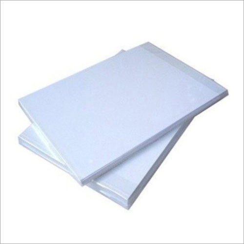 Plain Sublimation Paper