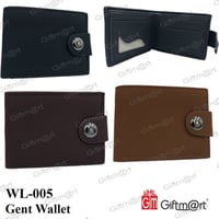 Gents Wallet For Corporate Gift