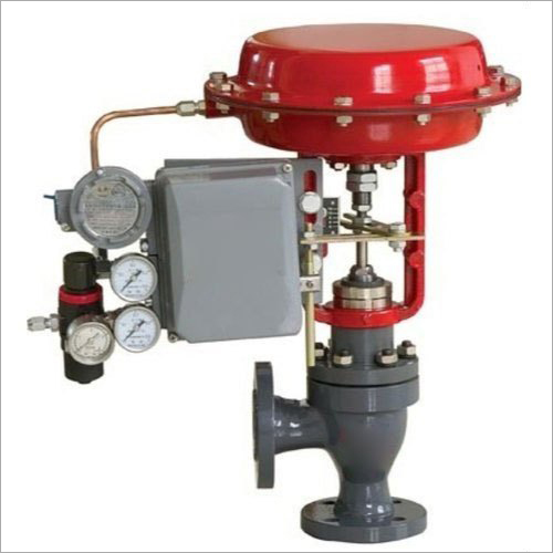 Stainless Steel Pneumatic Control Valve