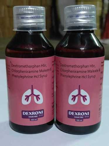 Dextro.HBr. + Phenylephrine