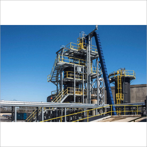 Gas Recovery Plant Structure Fabrication Services
