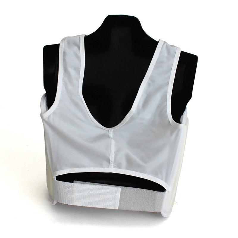 karate chest guard