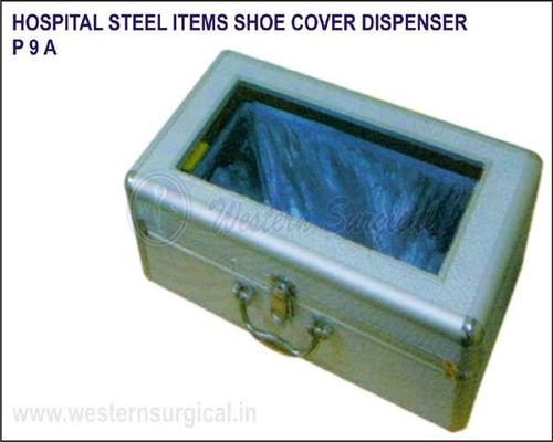 Hospital Steel Items Shoe Cover Dispenser