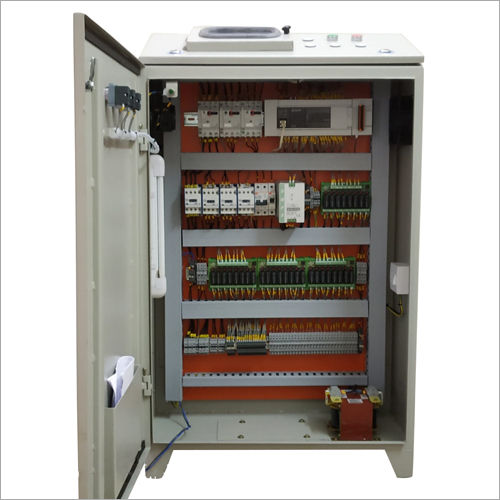 PLC With HMI Control Panel