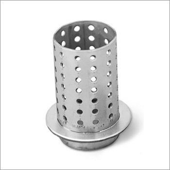 Jewellery Perforated Flask SS