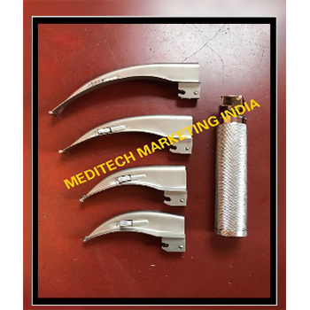 Laryngoscope Conventional Mac Set