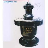 Cast Iron Kinetic Air Valve