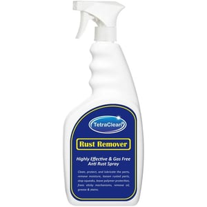Steel and Metal Rust Remover Chemical