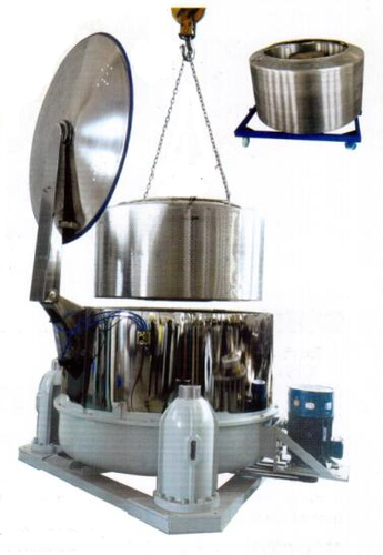 Moving Cage Hydro Extractor