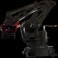 AUTOMATIC PALLETIZER ROBOT