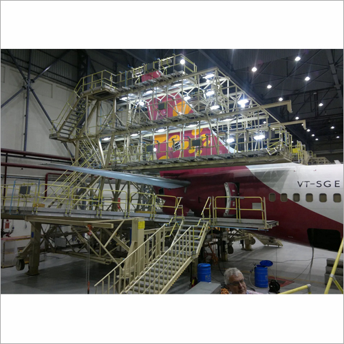 Aircraft Maintenance Docking