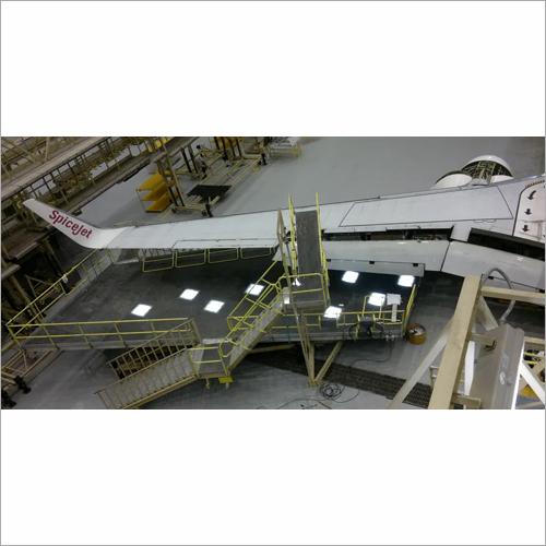 Wing Docking System