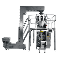 Multihead Weigher With High Speed Pouch Packing Machine (Collar Type)