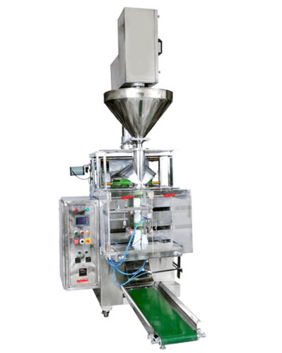 Auger Filler Fully Pneumatic Pouch Packing Machine