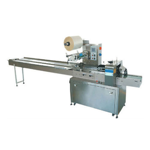 Flow Wrapping Machine (For Horizontal Packing)