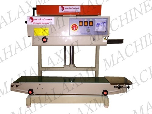 Continuous Pouch Sealing Machine