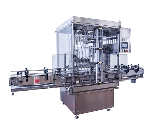 Fully  Automatic PLC Based Liquid Filling Machine