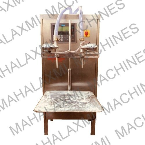 Semi Automatic PLC Based Liquid Filling Machine