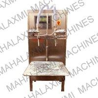 Semi Automatic PLC Based Liquid Filling Machine