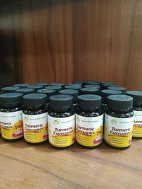 TURMERIC CURCUMIN CAPSULES 95% CURCUMINOIDS WITH PIPERINE, OEM AND PRIVATE LABELING AVAILABLE GMP & HALAL