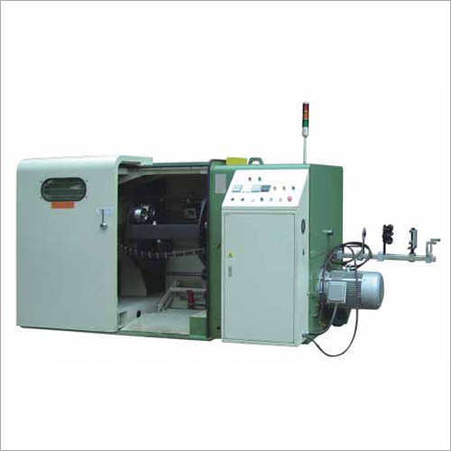 7.4HP Pairing Double Twist Buncher Machine