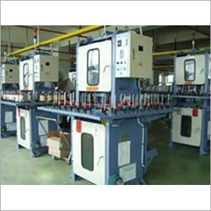 Industrial Back Twist PAF Off Machine