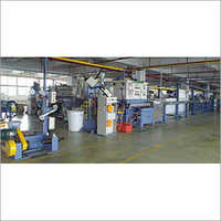 Cable Extrusion Machine For Chemical Foam PE Cable
