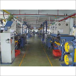 Halogen Free Cable Extrusion Machine