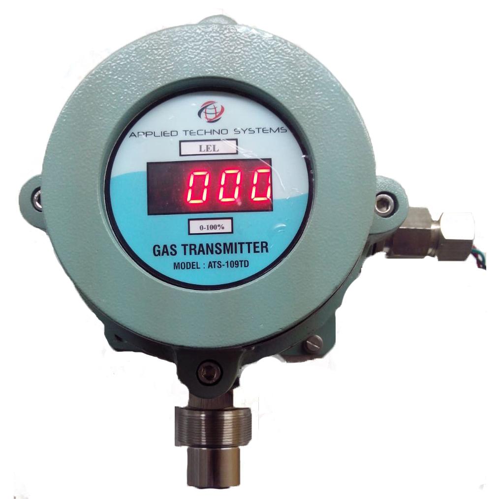 Combustible  Gas Sensor Transmitter