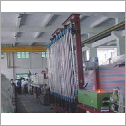 45KW Flat Cable Extrusion Machine