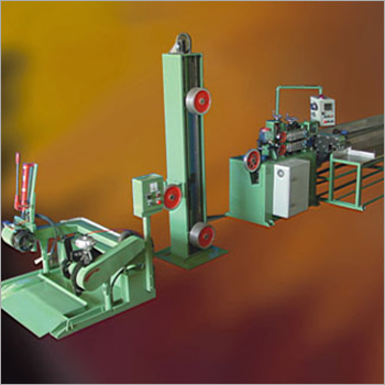 Double Column Feeder Machine
