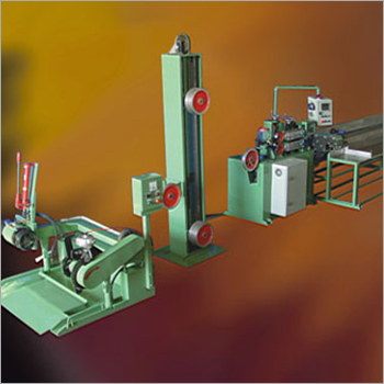 Ground Line Extrusion Machine
