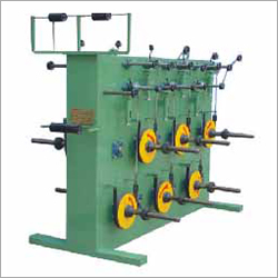 Multi Axis Wire Threading Machine