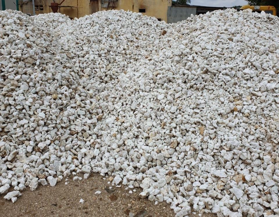Raw Magnesium carbonate Lumps