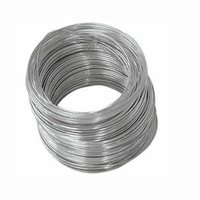 binding hot dip galvanized wire;electro galvanized iron wire