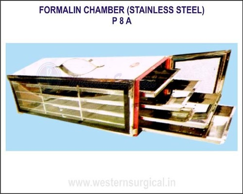 Formalin Chamber (Stainless Steel)