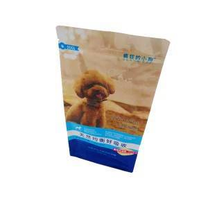 5kg Good Quality Dog Food Packaging Pouch