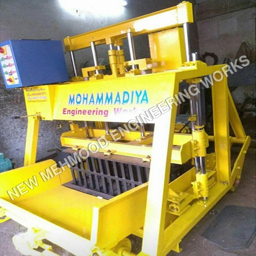 Hollow Block Machine
