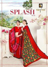 Splash -83 Saree Catalog