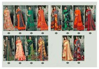Garama Garam -40 Saree Catalog