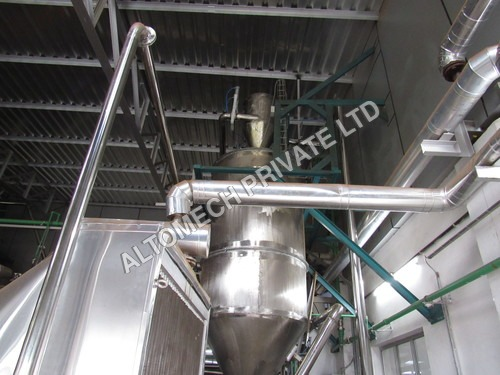 Vacuum Conveyor for Powder